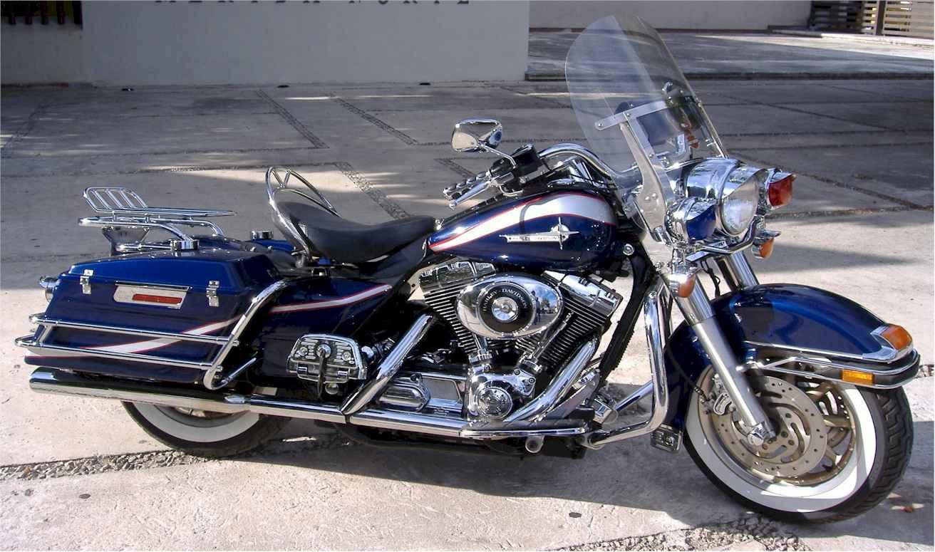 2002 Police Road King Lizekaha19 Over Blog Com